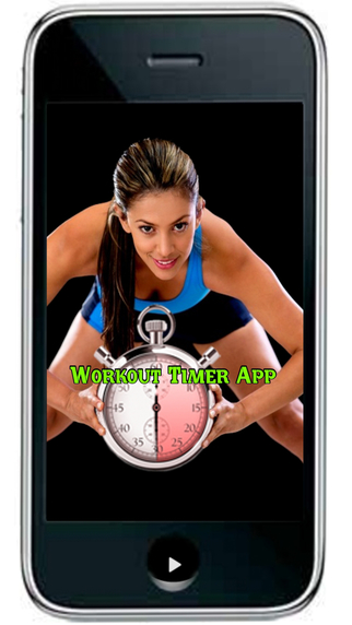 Workout Timer App : Simple Athletic Stopwatch