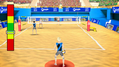 Screenshots of Volleyball Champions 2014 for iPhone