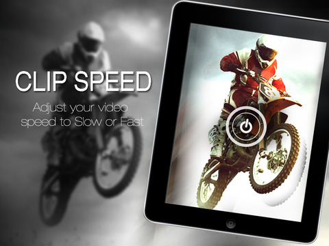 Screenshot 1 SpeedPro - Make Slow and fast motion video