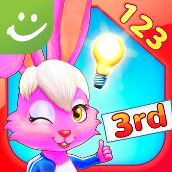 Wonder Bunny Math Race 3rd Grade Multiplication