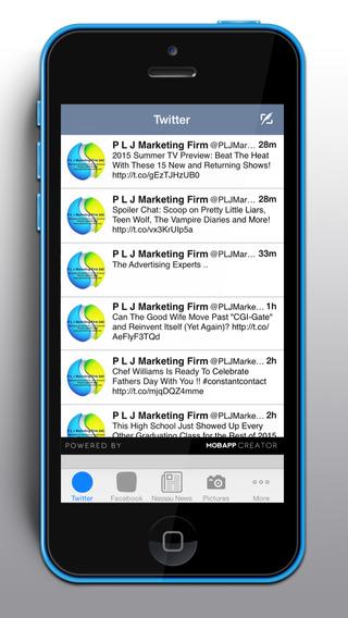 P L J Marketing Firm 242
