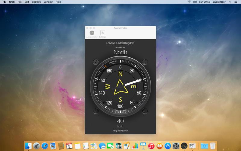 Anemometer Screenshot - 3