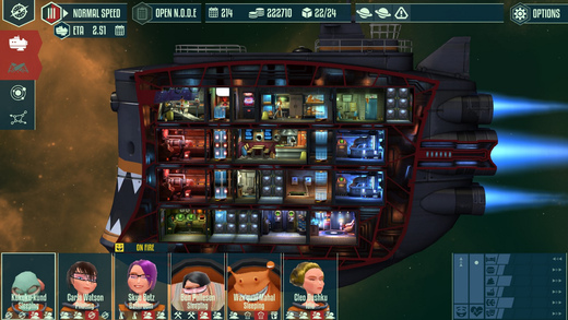 Cosmonautica Screenshot