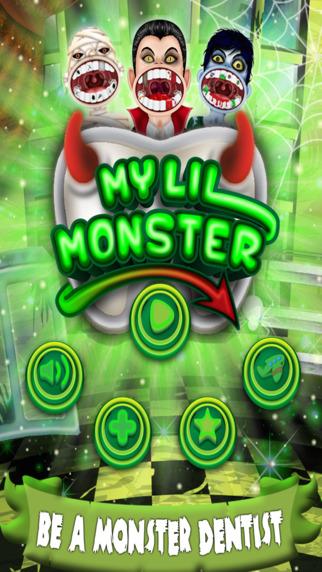 Lil Monster Dentist