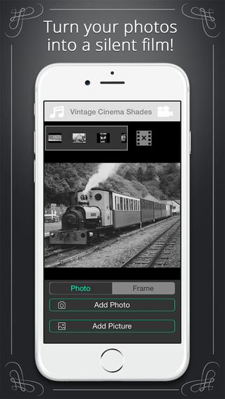 Vintage Cinema Shades - Slideshow Master Pro