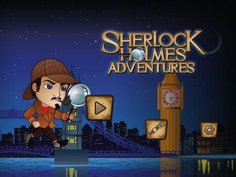 Sherlock Holmes Adventures Pro Screenshots