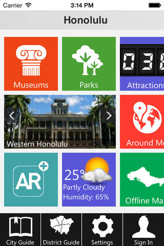Honolulu Travel Pangea Guides screenshot 1