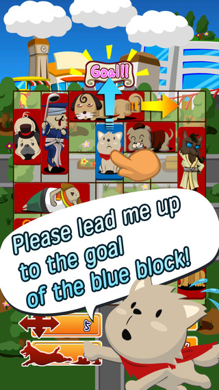 Unblock Dog -Block Puzzle-