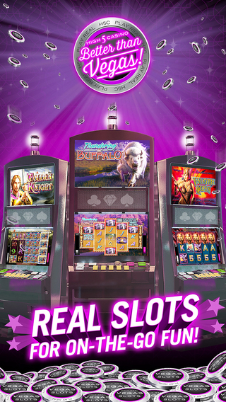 High 5 Casino: FREE Vegas Slots and Slot Tournaments