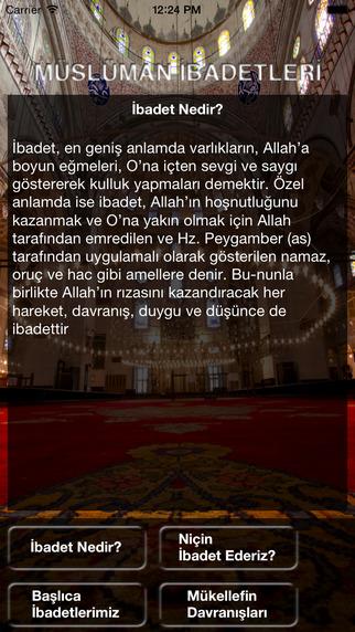 Müslüman İbadetleri