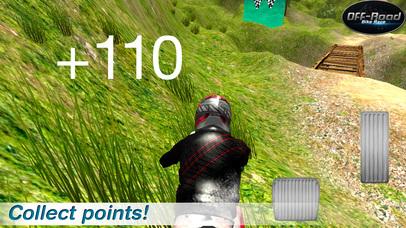 Offroad Bike Stunts 3D Full screenshot 3
