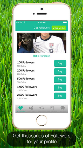 VineSprout - Get Followers Revines and Likes for Vine