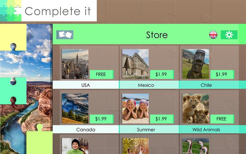 Complete it Screenshot - 3