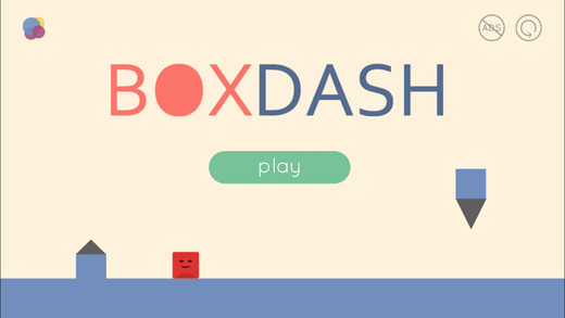 Box Dash - Impossible Square Run
