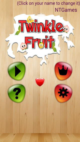 Twinkle Fruit Touch HD