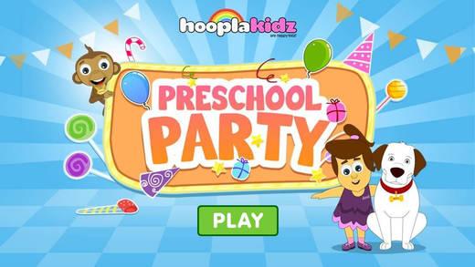 HooplaKidz Preschool Party FULL