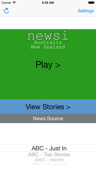 Newsi Australia-New Zealand
