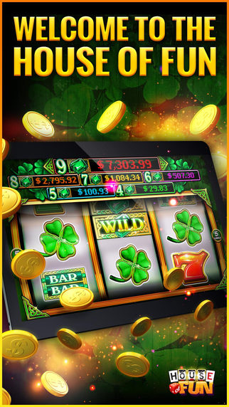 slots casino - house of fun itunes