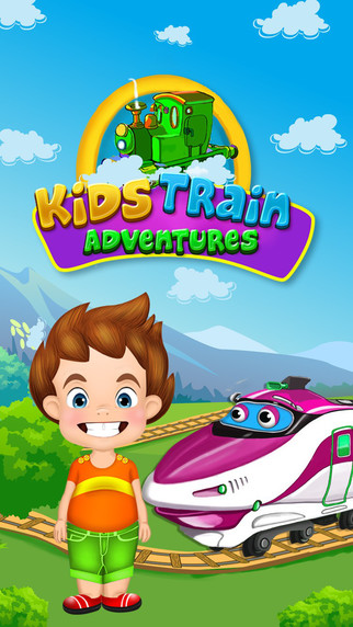 Kids Train Adventures
