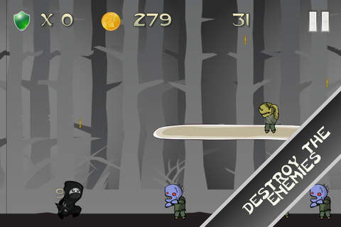 NinjaGame: An Endless Adventure screenshot 3