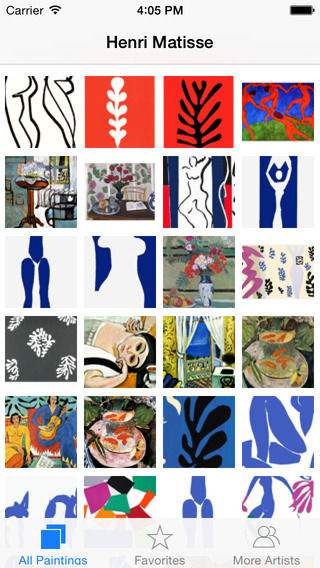 Matisse 129 Paintings HD 120M+ Ad-free