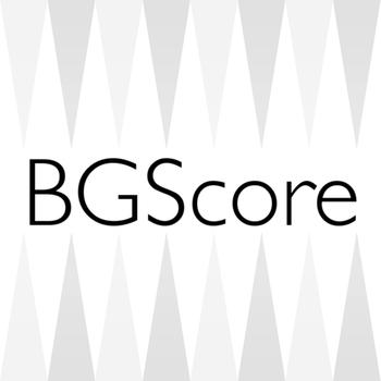 BGScore -Backgammon Scoreboard- 遊戲 LOGO-玩APPs