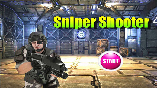 Sniper Shooter Contract 3D - Trigger Force Shoot killer