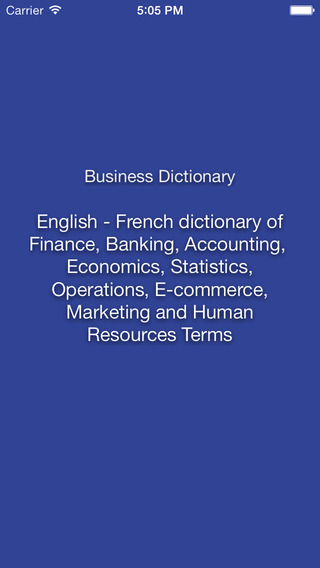 Libertuus Business Dictionary – English-French dictionary of Finance and Economic Terms. Libertuus D