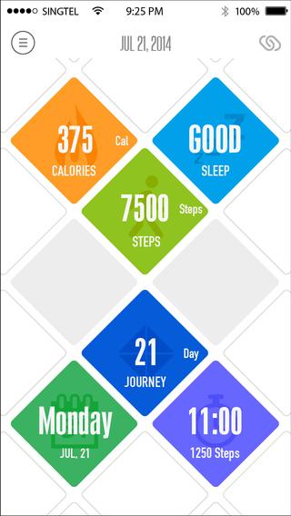 LifeBalanz - Star.21 Smart Fitness Band