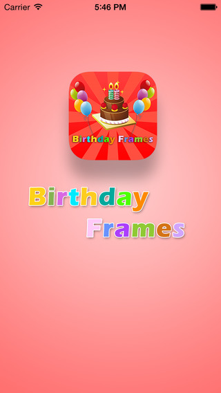 Birthday Photo Frames Free