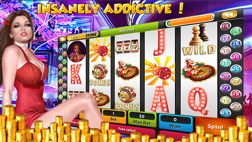 Hot WICKED Slot Machines of Fortune