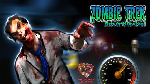 Zombie Trek Driver Survival PRO