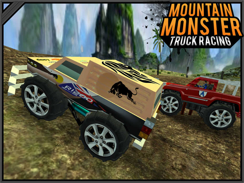 monster truck racing games