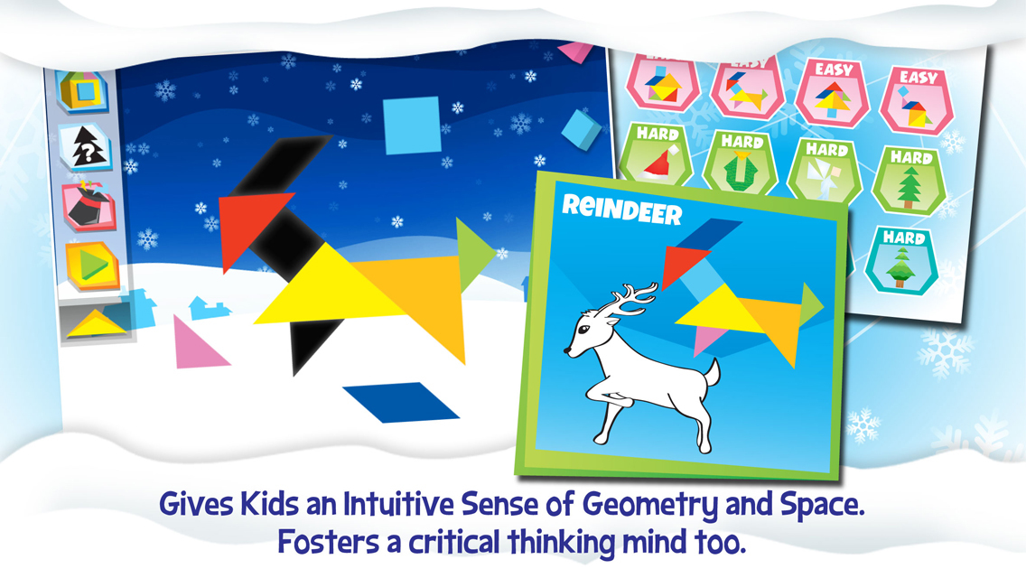 App shopper kids learning puzzles christmas cool math for Cool math games christmas