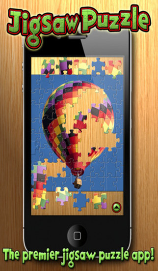 Amazing Jigsaw Crazy Puzzles HD