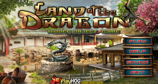 Land of the Dragon - Free Hidden Object Game