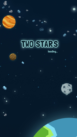 Two Stars - Connect the Dots Matching Puzzle Game: FREE