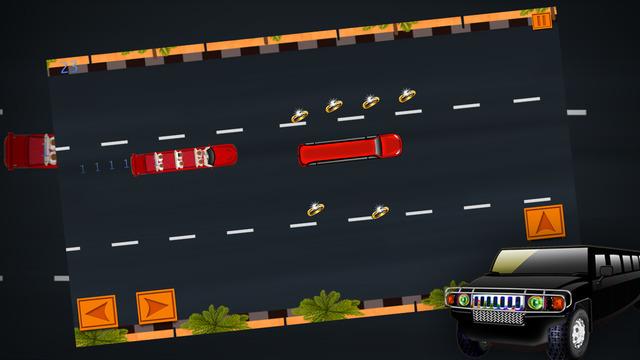 Limousine Race 2 Deluxe Edition : Diamond Service Luxury Driver - Gold Edition