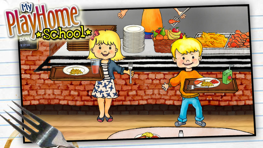My PlayHome School Screenshot