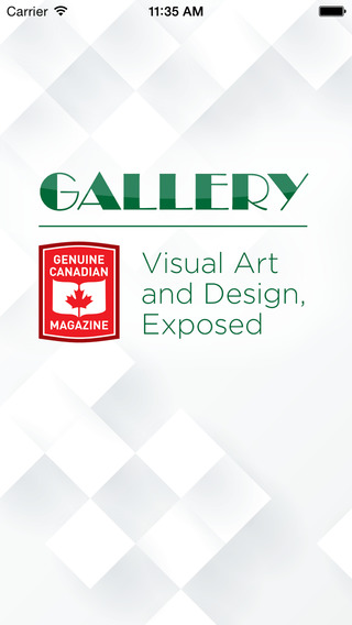 Magazines Canada Gallery: Visual Art and Design Exposed