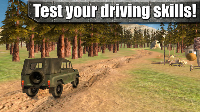 Russian UAZ: Offroad Racing 3D Screenshots