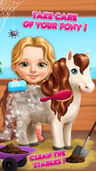 Sweet Baby Girl Summer Fun - Kids Game