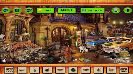 Hidden Object : Mysteryville Story