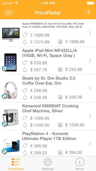 PriceRadar - Price Tracker for Amazon