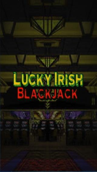 Aaaah 21 BlackJack Lucky Irish Trainer in Las Vegas - Play Casino Card Wars Game