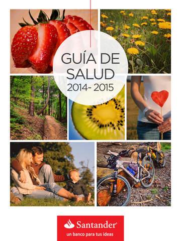 Guia Salud Santander para iPad