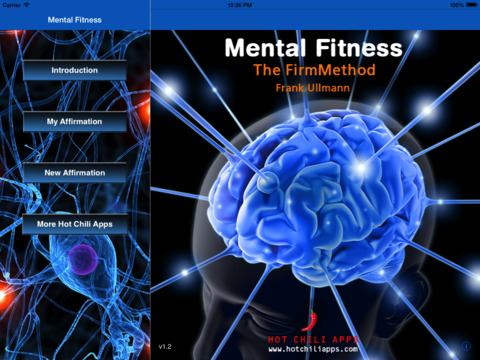 Mental Fitness iPad Screenshot 1