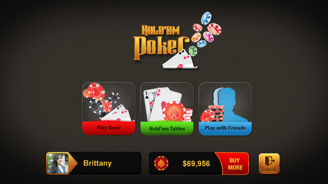 Holdem Poker - Play Free Classic Texas Hold'em with Friends