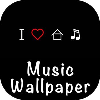 music wallpaper���������app�apps