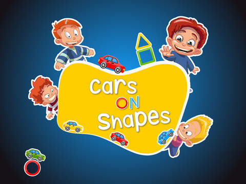 Cars On Shapes